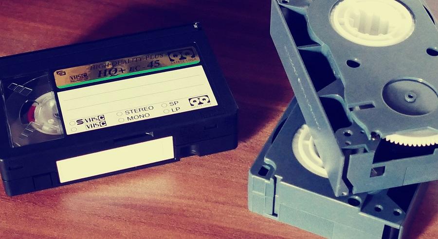 creepypasta story vhs tapes videocassette basement