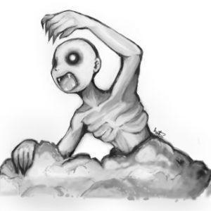 buried alive pokemon boss creepypasta legend